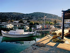 Schinousa island, Small Cyclades islands