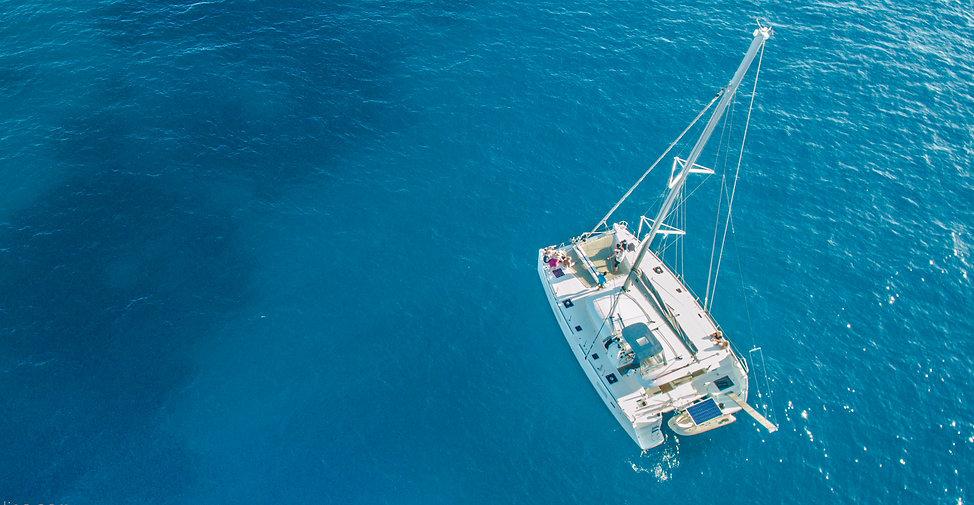 Catamaran DANAE (Lagoon 400)