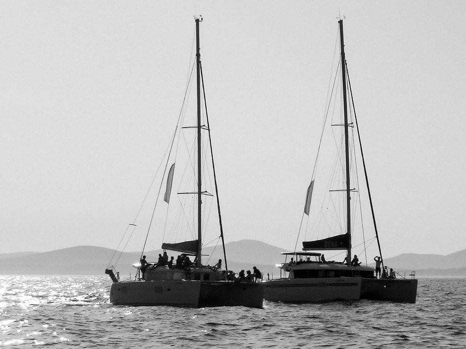 Naxos Yachting Catamarans DANAE & RENA