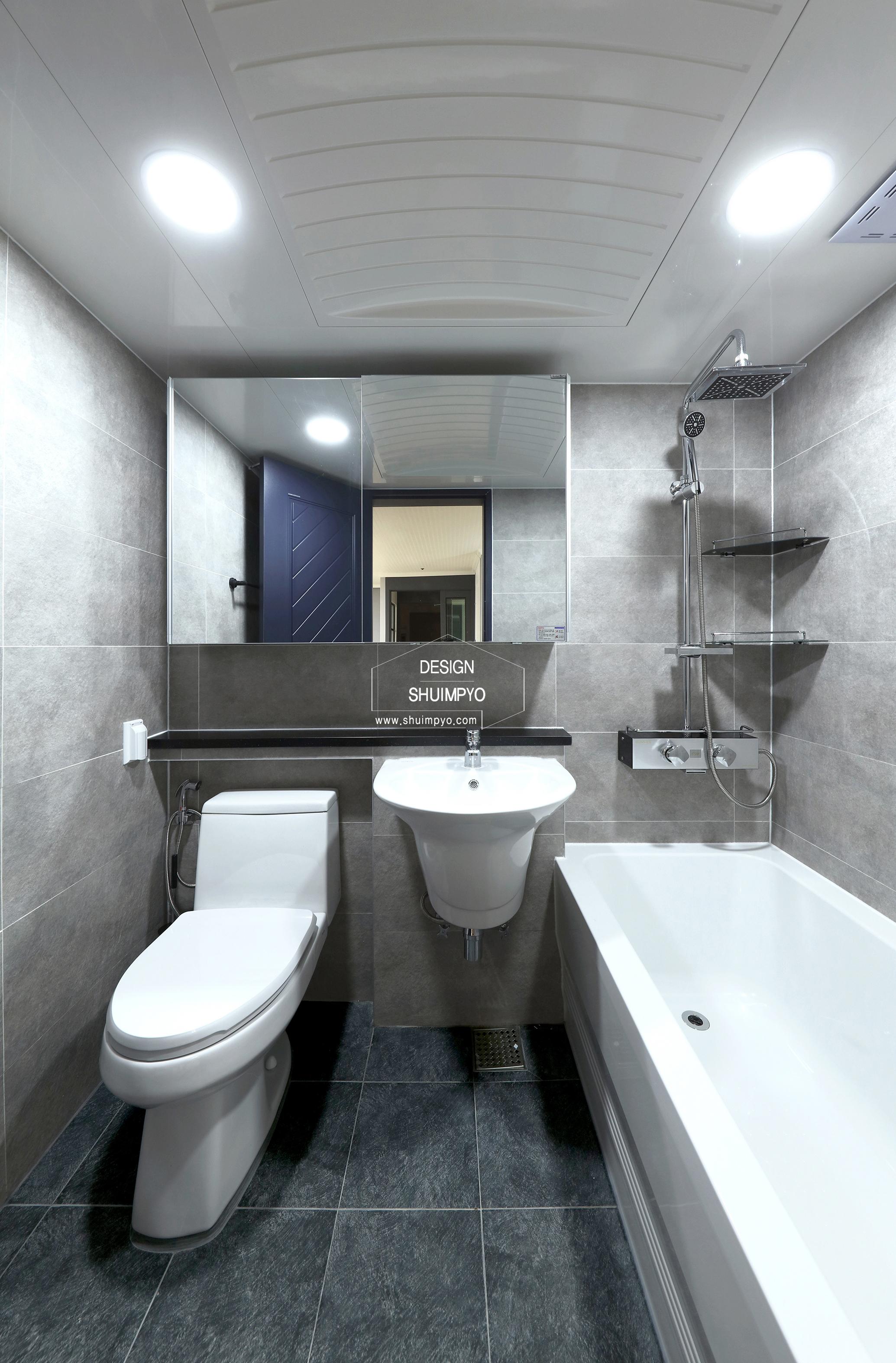 솔거대림 욕실