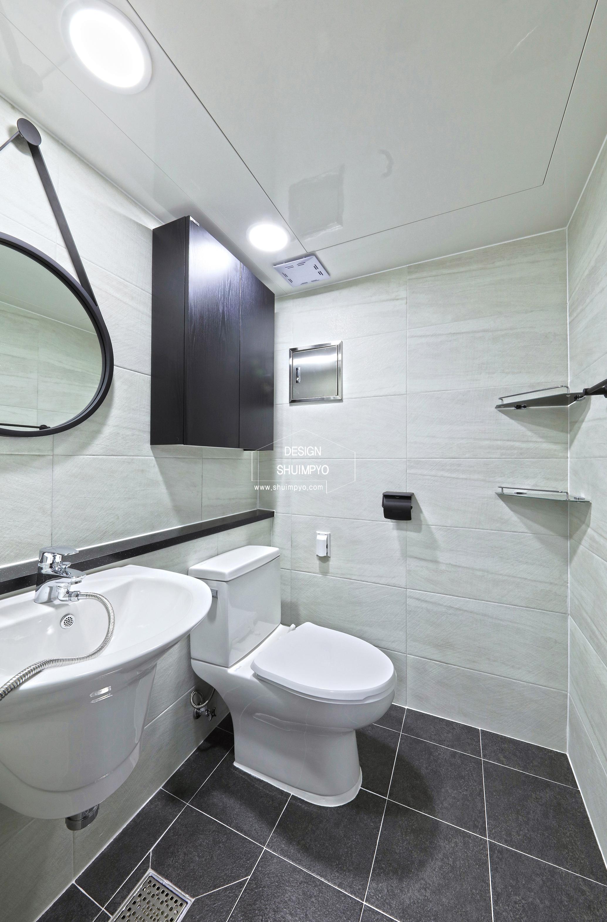 세종아파트 33평 욕실