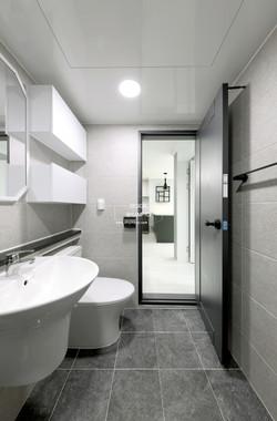 한라4단지2차 욕실