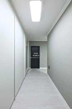 세종아파트 33평 안방