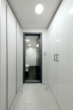 당동용호대림33평 드레스룸