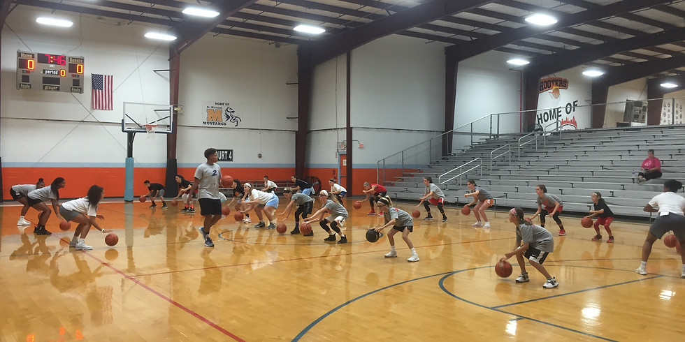 March Basketball Clinic