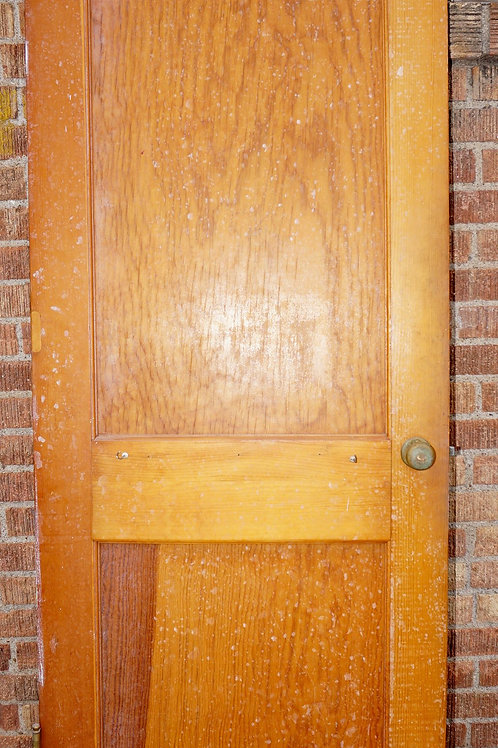 2-Panel Door with Hardware