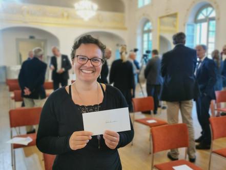 Preisverleihung des Rotary Clubs Ingolstadt