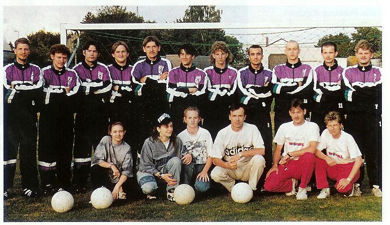 Fußballabteilung von GVIUS gegründet