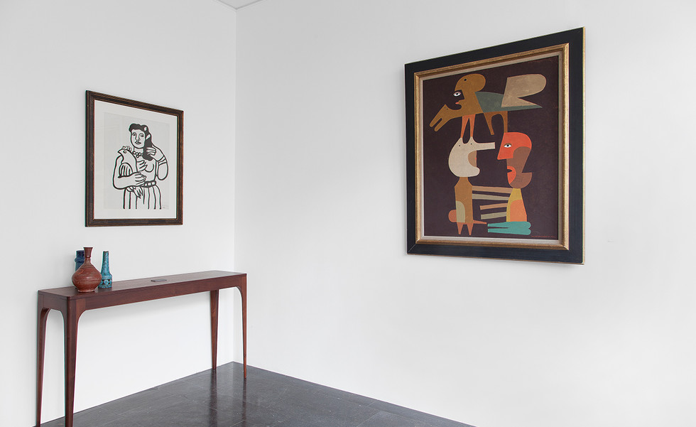 Selected Works by 20th century Masters