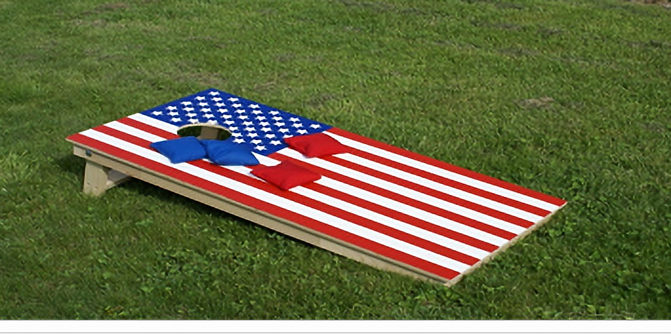 Fall Cornhole Tournament hosted by Jefferson City Parks & 1st Choice Employment Agency