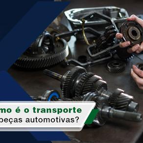 Como é o transporte no segmento automotivo?