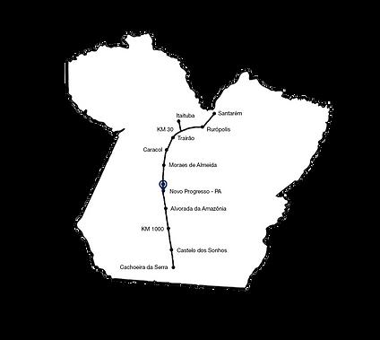 Mapa Para_ST Solucoes Transportes_PA_PNG