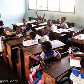 Small beginnings: Stories of two Ghanaian entrepreneurs