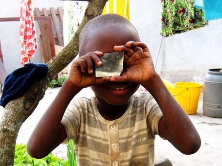 Ghanalaisia digilehmiä ja tusina muita helmiä