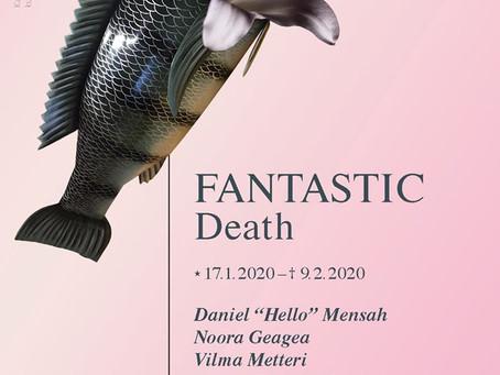 Fantasic Death -näyttelyssä elämä ja kuolema ovat yhtä