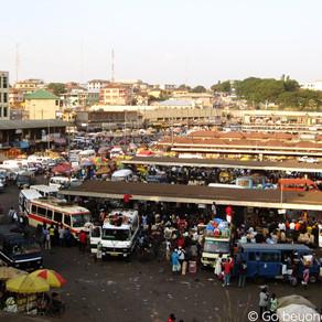 Näin reissaat Ghanassa turvallisesti