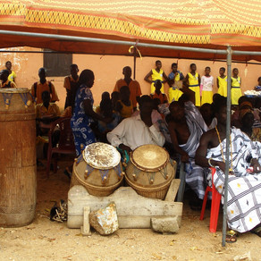 Ghana from A to Z