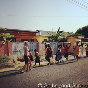 10 askelta ghanalaiseen katu-uskottavuuteen