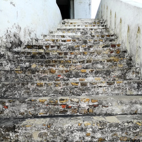 Cape Coast part 2: The Awful History of the Slave Trade Castle