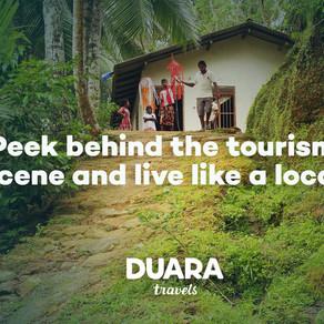 Duara comes to Ghana! Part 1