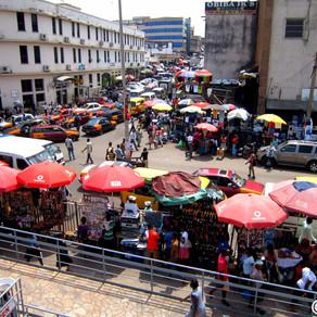 Varo vaaroja Ghanassa!
