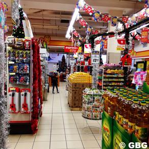 Näin Accra valmistautuu jouluun!
