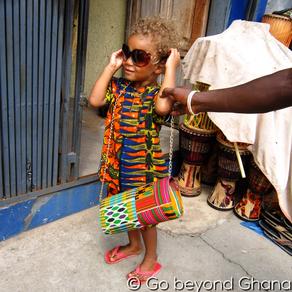 Ghanalaisten väri- ja pukukoodien saloja
