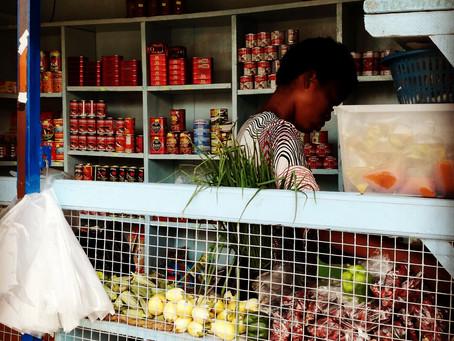 Ghanalaisen keittiön kohokohtia ennakkoluulottomille