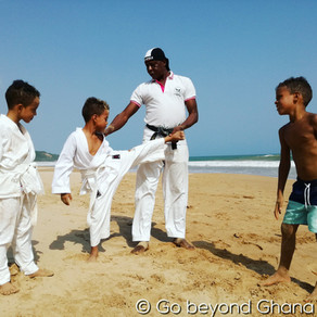 Surffaus, jooga vai viidakko? Seikkailijan unelmakohde löytyykin Ghanasta!