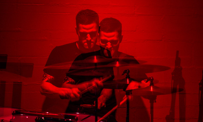 Live at Rockwood Music Hall, NYC, 2019.