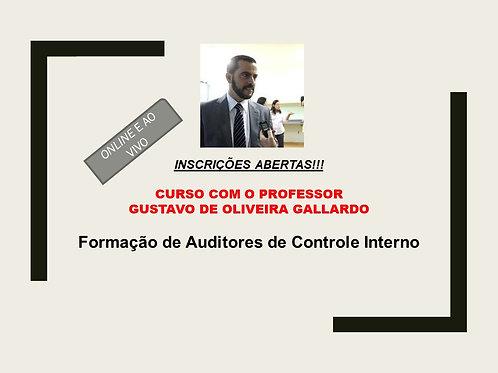 Formação de Auditores de Controle Interno