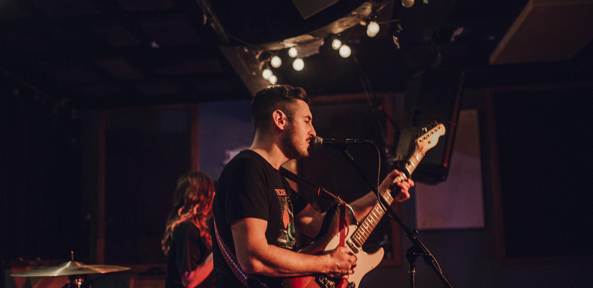 Live at The Footlight, Ridgewood, 2019.