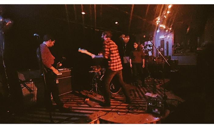 Live at The Footlight, Ridgewood, 2020.