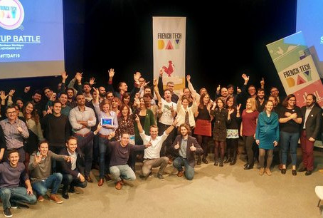 MyEli, demi-finaliste de la Start Up battle du French Tech Day