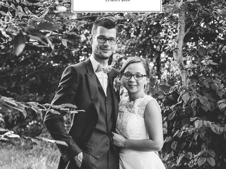 MARIAGE : FLORIANE ET LOÏC