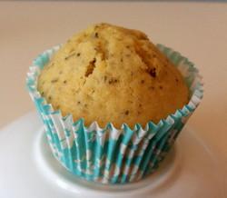 Lemon & Poppy Seed cupcake