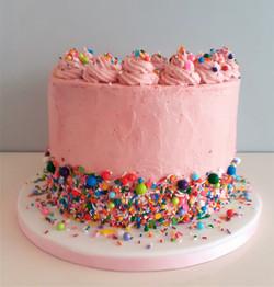 Sprinkes Cake