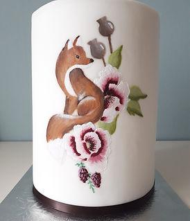 Painted Fox