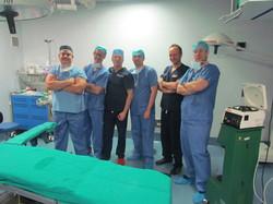DR GUEVARA Y DRS DE NORUEGA, RUMANIA, RE