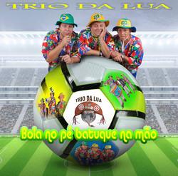 CD BOLA NO PÉ BATUQUE NA MÃO