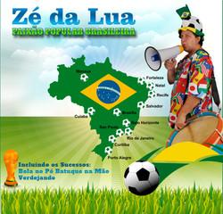 Capa CD Zé da Lua