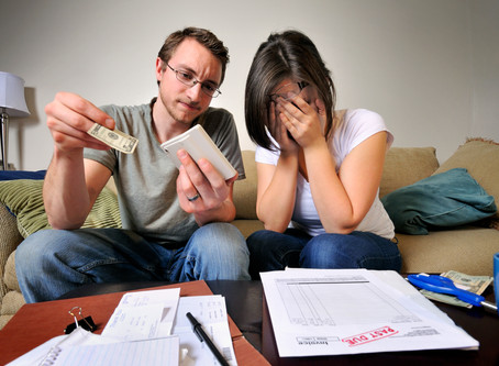 Financial worries: Why waiting to file bankruptcy can be so damaging