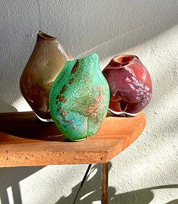 Goddess Vases