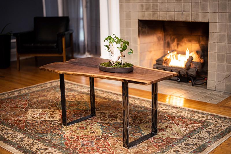 Simple Walnut table