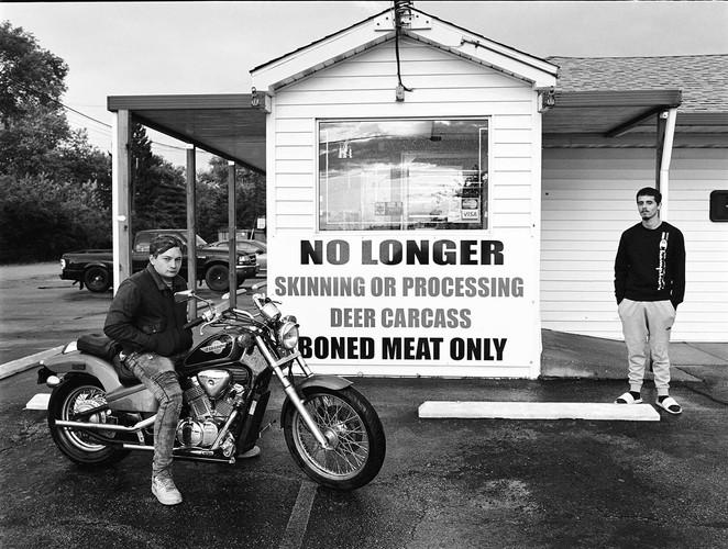 Boned Meat Only by Elissa Ackerman