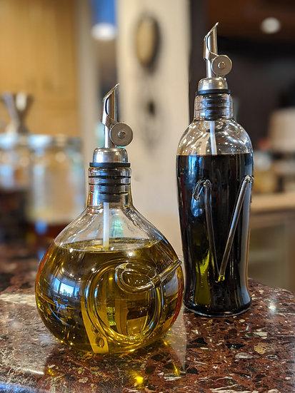 Oil+Vinegar Cruets