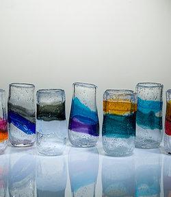Watercolor Vase