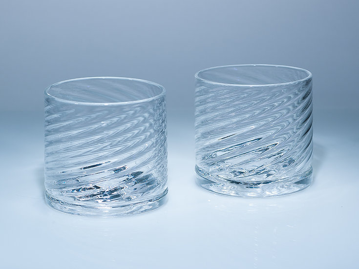 Optic Rocks Glass