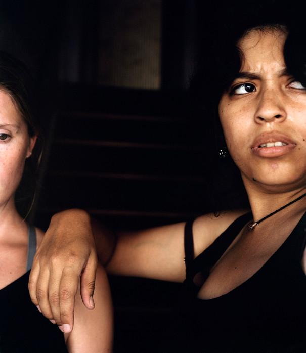 Michelle and I by Clara Delgado
