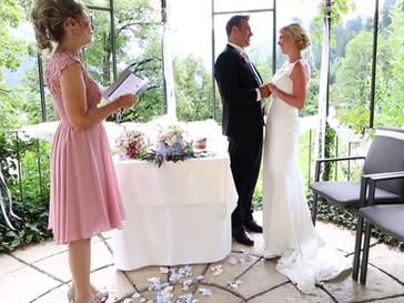Heiraten - nur zu zweit